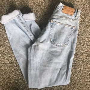 Vintage GAP High-waisted Jeans